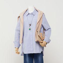 스트라이프 셔츠(2Color) TUYC20S02