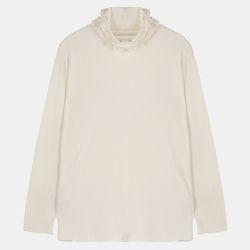 레이스 티셔츠  OSLA20331