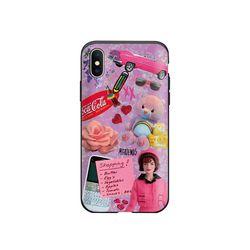 case 331-Pink Holic-card slide
