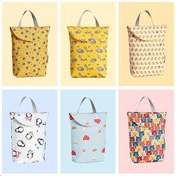 다용도 방수 기저귀 가방 휴대용 젖병 파우치 204062