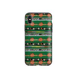 case 366-Jamaican pattern-card slide