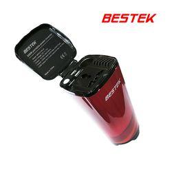 [베스텍] 200W 차량용 인버터 220V사용 3.4A USB충전기