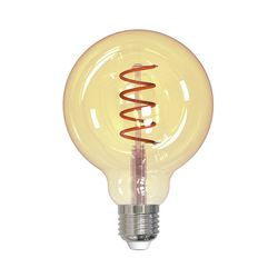 LED 필라멘트 전구 G95 4W