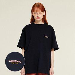 Studio Half T-Shirts (navy)