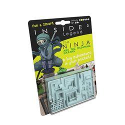 창의력 발달 보드게임 큐브 인사이드3 레전드 닌자