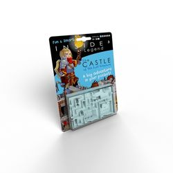 창의력 발달 보드게임 큐브 인사이드3 레전드 캐슬