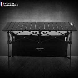 빈슨메시프 듀랄루민 XXL 와이드 경량 폴딩 캠핑 테이블