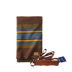 캠프 블랭킷  캠핑용 담요 하이 리지 (캐리어 포함)