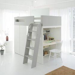 유니온 올인원 키즈 2층침대 벙커침대 매트별도