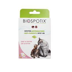 바이오강스 스팟온(외부기생충) 고양이용 5p 바이오스파틱스