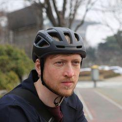 초경량 213g 핏이 좋은 이태리수출 에어로 자전거헬멧