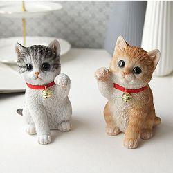 방울 고양이 2color