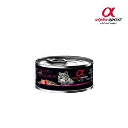 알파스피릿 캣 캔 (철갑상어&딸기)-1개
