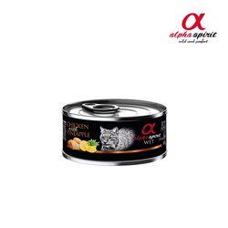 알파스피릿 캣 캔 (닭고기&파인애플)-1개