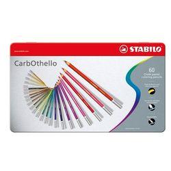 스타빌로 색연필 카보오델로 60색 5SC14W606