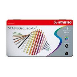 스타빌로 수채 색연필 아쿠아 12색 5SC16W125