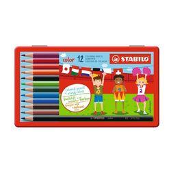 스타빌로 색연필 12색 5SC181277
