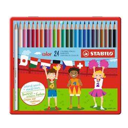 스타빌로 색연필 24색 5SC182477