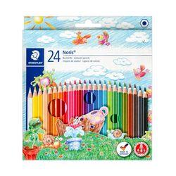 스테들러 색연필 노리스클럽 24색 144 NC24
