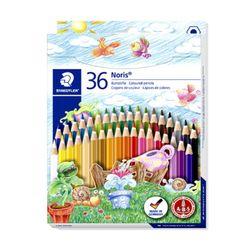 스테들러 색연필 노리스클럽 36색 144 ND36