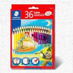 스테들러 색연필 루나 36색+연필깎이