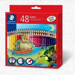 스테들러 색연필 루나 48색+연필깎이
