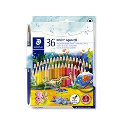 스테들러 수채색연필 노리스클럽 144 36색+붓 10ND36