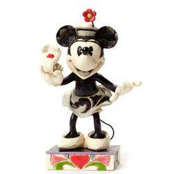 매직캐슬 디즈니 하트 흑백미키 피규어 16cm