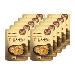 큐원 감자전믹스 200g 10개 (프라이팬용)