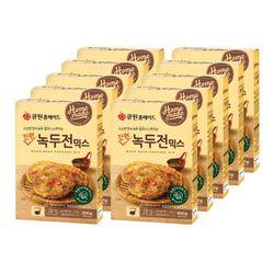 큐원 녹두전믹스 200g 10개 (프라이팬용)