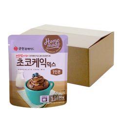 큐원 초코케익믹스 70g 20개 전자레인지용