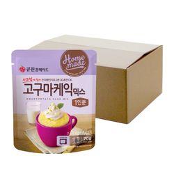 큐원 고구마케익믹스70g 20개 전자레인지용
