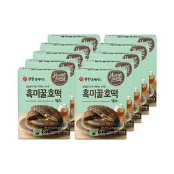 큐원 흑미꿀호떡믹스 133g 10개 프라이팬용