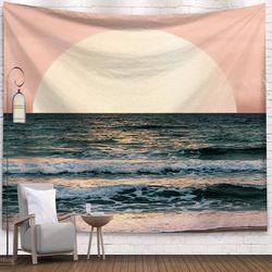 태피스트리 패브릭 포스터 - 썬 코트 (150x130cm)