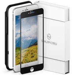 아이폰 6플러스.6S플러스 3Dx 터치 풀커버 강화유리 액정필름