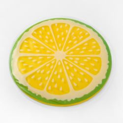 오렌지 아이스 쿨 방석(옐로우)