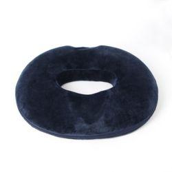 바른자세 융털 메모리폼 방석