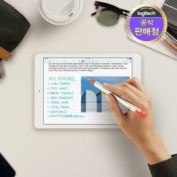 로지텍 CRAYON iPAD 디지털 펜슬아이패드 전용 펜슬