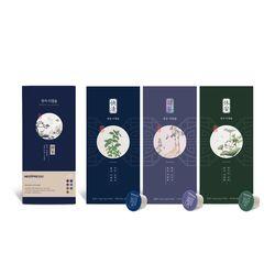 한차 티캡슐 3종 선물포장 C세트(쾌청+청공+휴안)