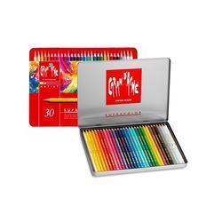까렌다쉬 수성색연필 수프라 전문가용 30색 3888.330