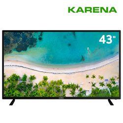 109cm(43) UHD TV KF43NCUHDT(프리미엄패널4K HDR)