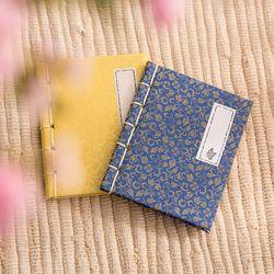 전통 돌잡이 책(소-블루)
