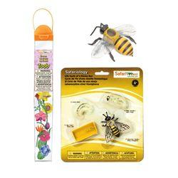 꿀벌 피규어 3종세트(622716268229682904)
