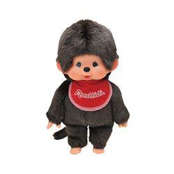 Premium Standard Monchhichi Brown Boy M