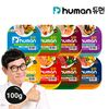 굽네듀먼 댕댕이 영양특식 7종 맛보기 (100g 7팩)  fb02