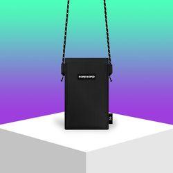 Earpearp pocket crossbag-black