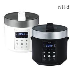 니드 3인용 미니 소형 전기 압력 밥솥 NIID5 멀티쿠커