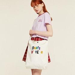 Ours Eco Bag (cream)