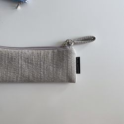 퀼팅 그레이 필통 2(Quilting gray pencil case 2)