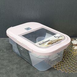 씨밀렉스 라이스키퍼 5kg 핑크